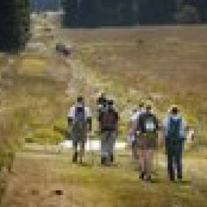 Hautes Fagnes                                        Oxfam Trailwalker les 27- 28 août 2011