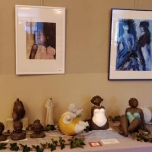L'exposition annuelle de l'Association des Artistes et Artisans malmédiens