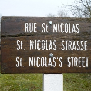 Le nom  de ses rues,