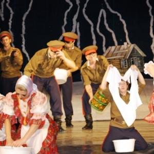 """L'Ensemble national  """"LUMIERES DE SIBERIE """""""