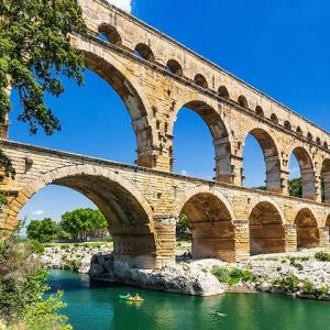 4  Le Pont du Gard