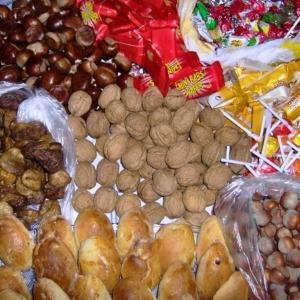 Quelques - unes des gourmandises traditionnelles de la Toussaint au Portugal