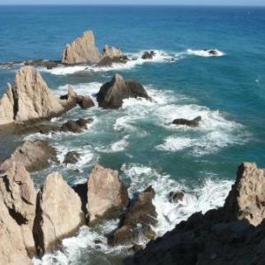 AW 020019 Fin de route a Faro de Gata ( Reserve naturelle )