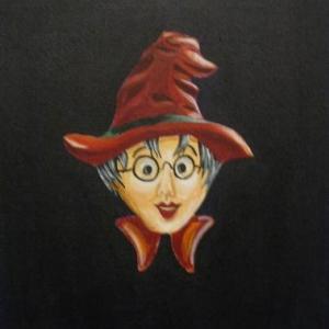 Acrylique sur toile de Julianne Bertrand