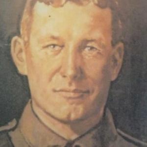 """Le major canadien et medecin John Mc Crae a ecrit ici """" In Flanders Fields """" , suite a la mort de son ami le 2 ma 1915"""