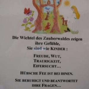 Marie MORAY 0486 / 87 13 60 Livres pour enfants ( Edition en langue allemande )