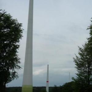 La série des 3 eoliennes