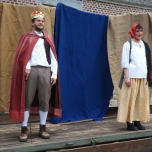 Charlemagne et Nanesse
