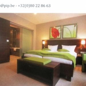 ST VITH : Hotel  Pip – Margraff