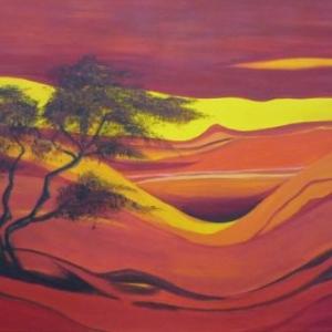 """ Lumiere africaine "" ( Jocelyne STEFFENS )"