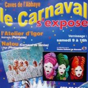 L'affiche de cette exposition