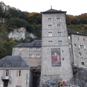 Le chateau de Saint - Maurice