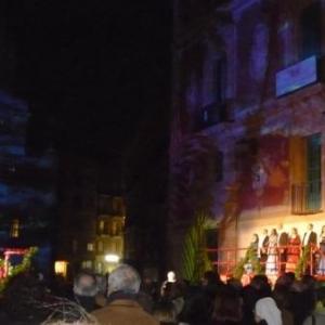 Murcie   Concert exterieur des Divas madrilenes