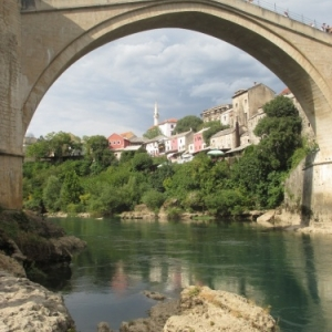 2016 Mostar ( Bosnie - Herzégovie )