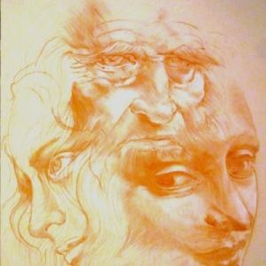 Léonard Da Vinci, ....