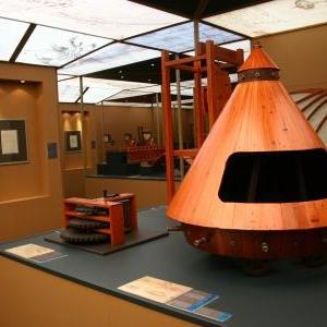 Maquettes de machines hydrauliques
