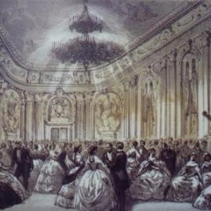 Salle de bal du Waux - Hall