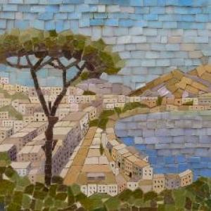 A la memoire de Nini PAGOTTO (+) Mosaiques)