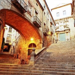 Escalinata à Gérone