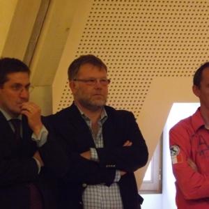 Bourgmestre, Echevin et President des forains