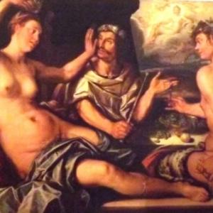 Apame usurpe la couronne du roi ou Les quatre Pouvoirs (1614)