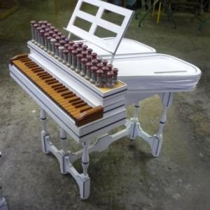 La manufacture d'orgues : une realisation de cette manufacture