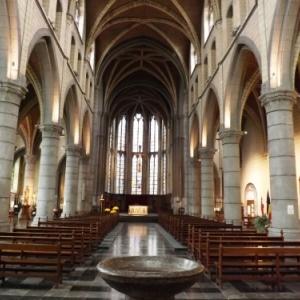 La basilique de Val Dieu