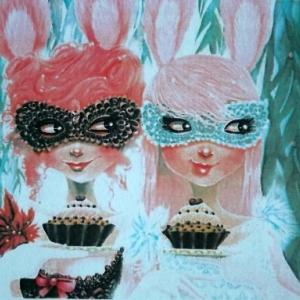 """"""" Le monde chocolat """" ( Line PAQUET )"""