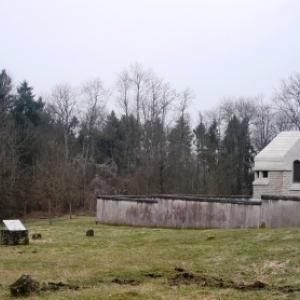 La nouvelle chapelle -memorial de Louvemont