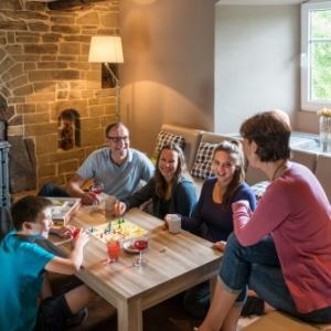 Le nombre d'appartements et de gîtes de luxe est considérable et beaucoup de propriétaires affichent complet.  (©eastbelgium.com, D. Ketz)