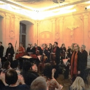 Accord'Ames et la Chorale Ste Cécile de Recht