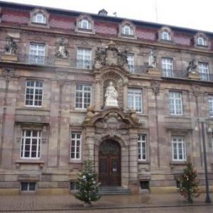 L'hotel de ville de Speyer ( Spire )