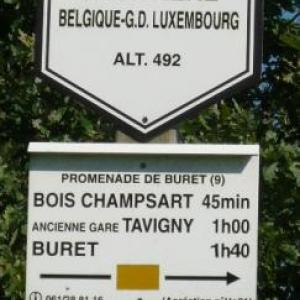 Belgique - Luxembourg