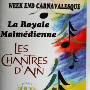 Annee 2014 a Nantua :  1er we carnavalesque