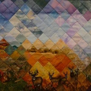 Jenny JORIS - BOVY ( Art textile ) 080. 33 07 87