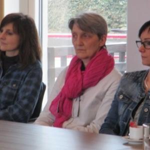 Les trois dames, relais privilegies des internautes pour le site waimerais