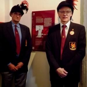 President et President d'Honneur du Club Wallon