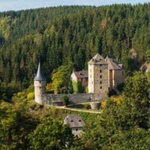 Le chateau de Reinhardstein Ovifat ( photo eastbelgium )