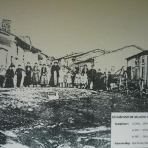 Haumont avant 1914