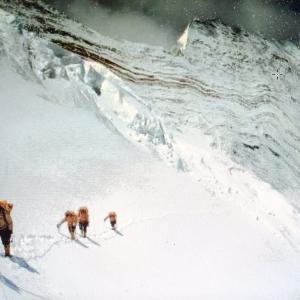 Barry Bishop | Expédition Everest Népal | 1963