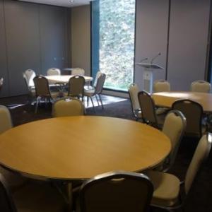 Salle de seminaire modulable