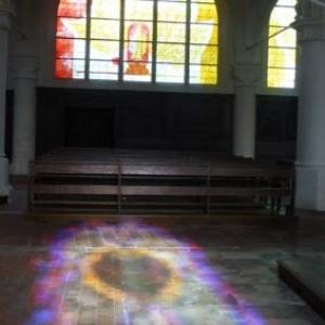 Vitraux de l'Eglise St Ayoul