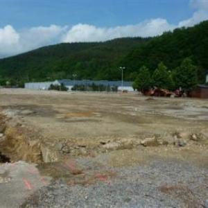 Etat des travaux en date du 28.05.2011 ( Photo J. Blavier )