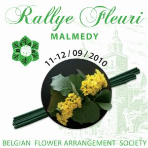 MALMEDY                             Le «  Rallye Fleuri »  ( BFAS )    Partie 1