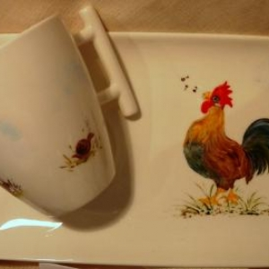 Anne DEBY - TERRYN ( Peinture sur porcelaine ) 080. 77 44 90