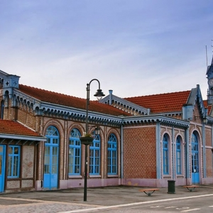 7. Gare d'Abbeville ( Somme )