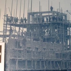 La construction de Vogelsang