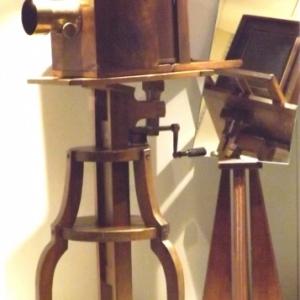 Le plus vieil appareil de photo