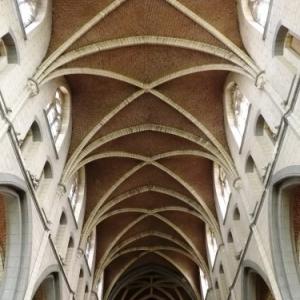 Dans la basilique