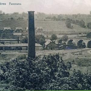 Panorama de Plombières